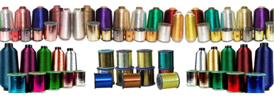 Metallic Yarns